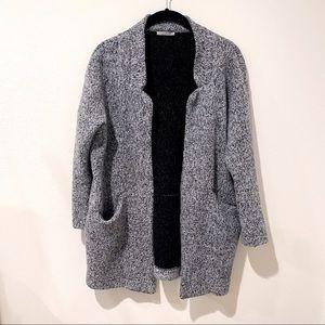 Zara Lightweight Gray Coat